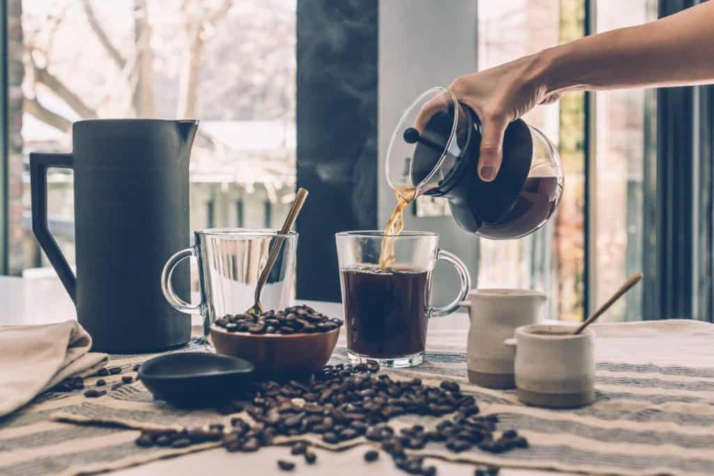 Brew dark roast coffee properly to avoid a bitter taste