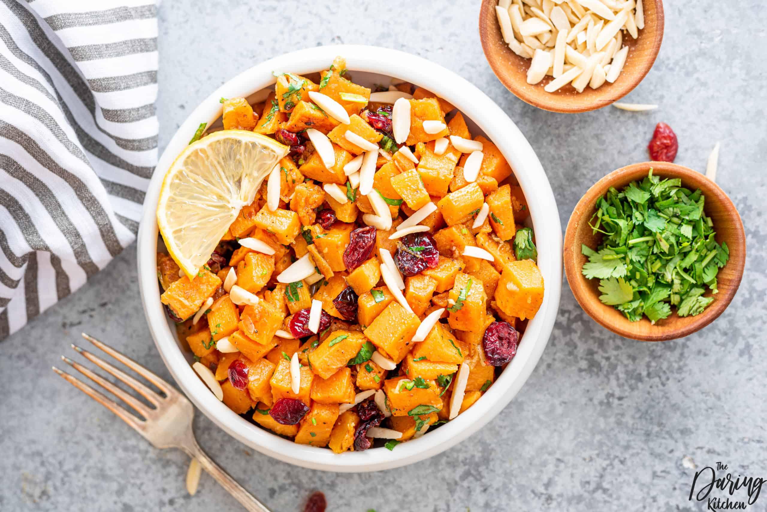 Sweet Potato Salad Recipe The Kitchen