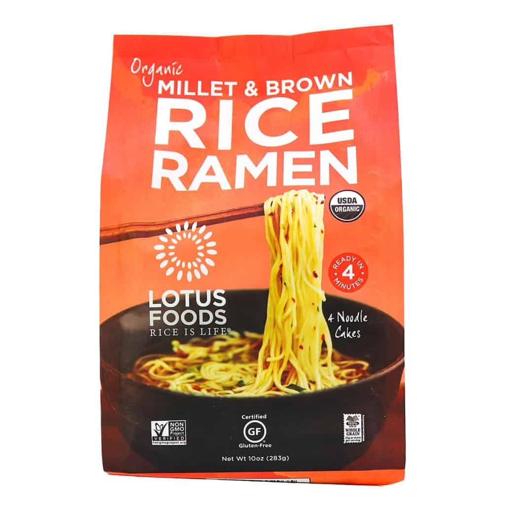 Lotus Foods Ramen