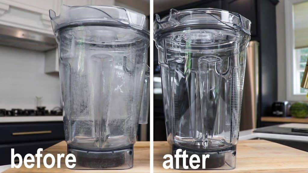How to clean a vitamix