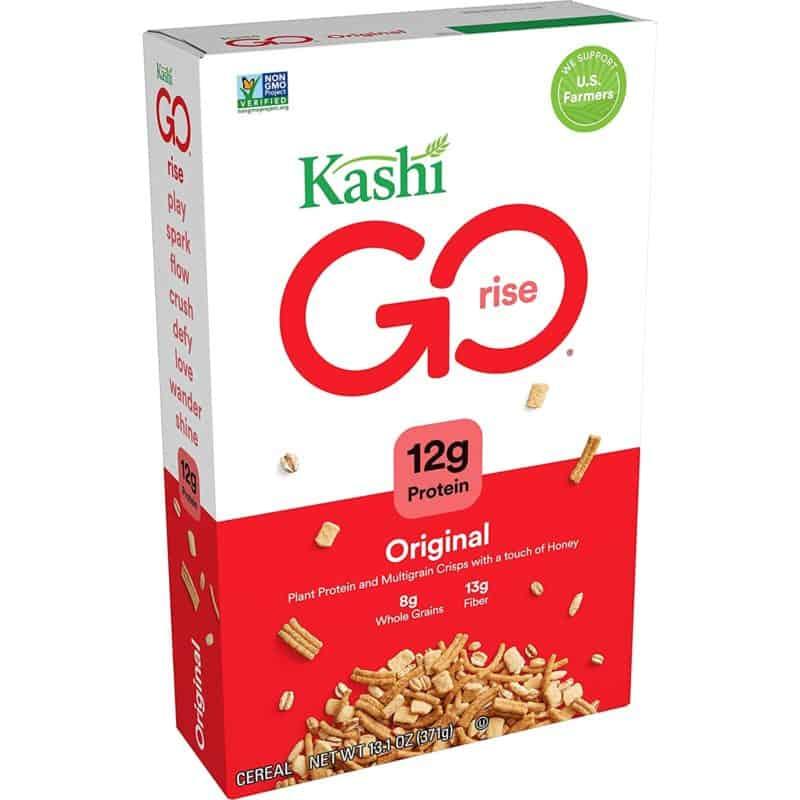 Kashi GO Breakfast Cereal