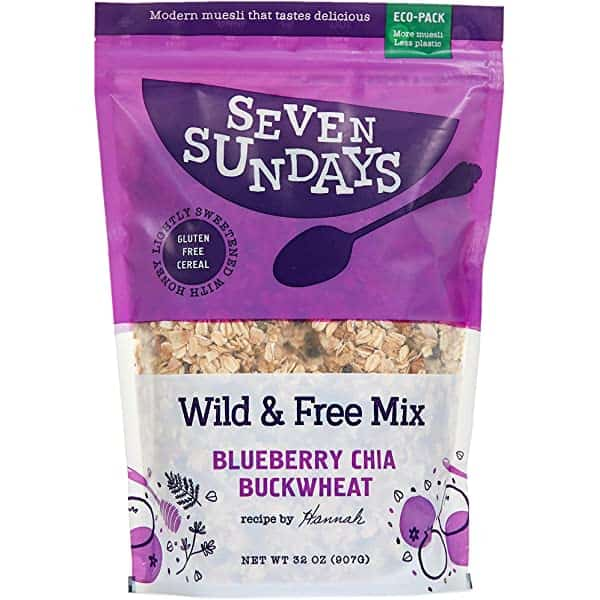 seven sundays wild and free blueberry muesli