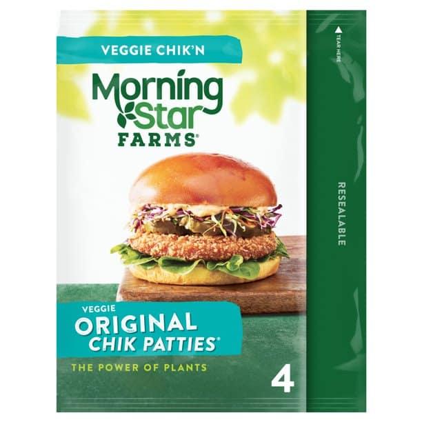 Morning Star Farms Chicken Patty